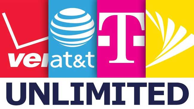 best unlimited data plans 2019