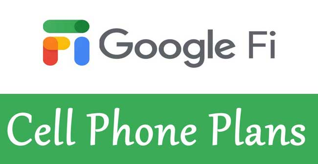 google fi cell phone plans