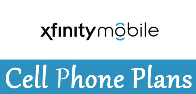 Xfinity cell phone plans