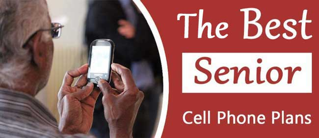best cell phone plans for seniors 2019