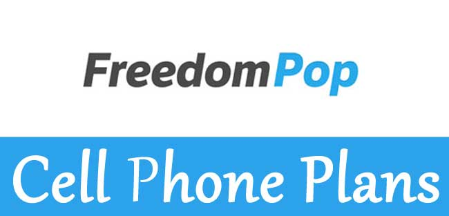 FreedomPop cell phone plans