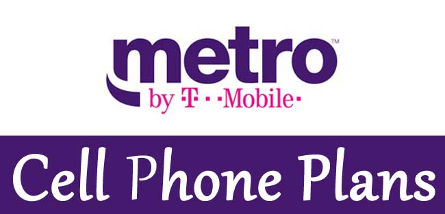 Metro cell phone plans