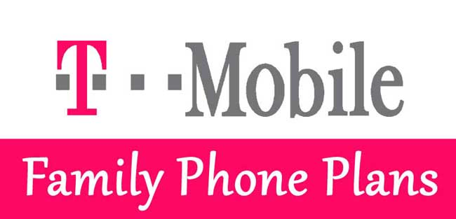 t-mobile family cell phone plans