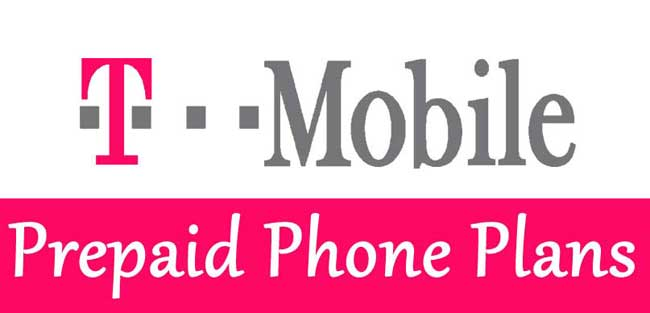 t-mobile prepaid cell phone plans