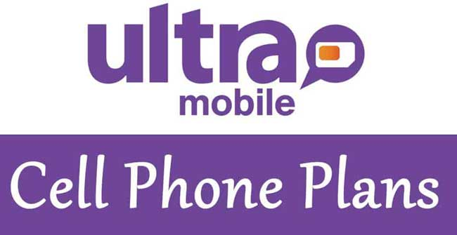 ultra mobile cell phone plans