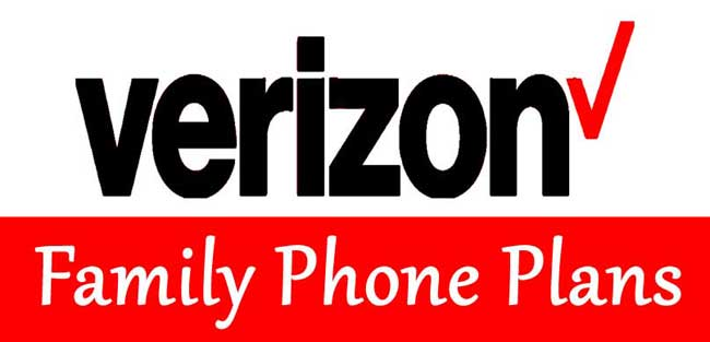 verizon family cell phone plans