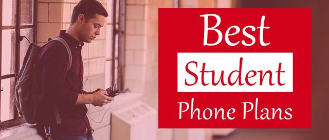 best cell phone plans for college students